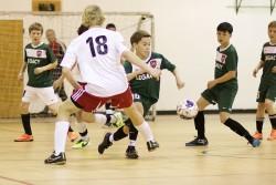 2014年度 バーモントカップ 第24回全日本少年フットサル北海道大会 優勝は恵み野サッカースポーツ少年団!