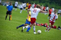 2015年度 第47回中国中学校サッカー選手権大会 優勝は山口県代表 高川学園中学校!