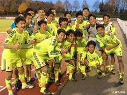 U-15日本代表 バル・ド・マルヌU-16国際親善トーナメント2015 2連勝!