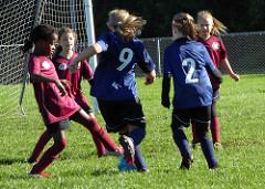 2015年度 第27回東海女子ユースU-12サッカー選手権大会 優勝はアスルクラロ沼津!