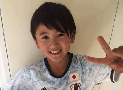 リフティングランキング達成者(兵庫県3年生)の方から素敵な動画を頂きました!