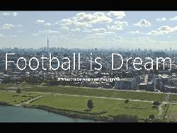 JFA JYD動画第1弾「Football is Dream ~君の夢は、わたしの夢。~」を公開!