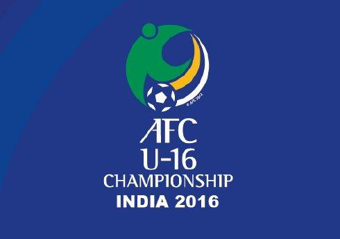 AFCU-16選手権インド2016(9/15~10/2) U-16日本代表メンバー・スケジュール 発表!!