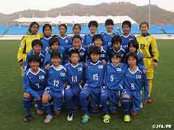JFAエリートプログラム女子U-13韓国遠征 2戦目の韓国代表戦も勝利!全プログラムを終え帰国