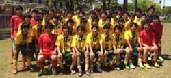 2016年度 福岡県のトレセン参加選手の保護者会に参加させていただきました。