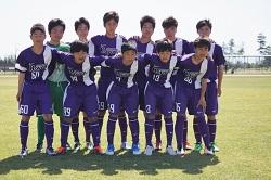 2017年度 『広島高陽FC U15』新入部員の募集及び体験練習のご案内 2/5