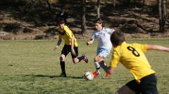 2016年度 東尾張ユース(U-14)サッカーリーグ優勝は「訓原中学校」となりました。