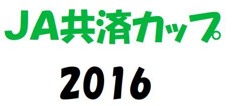 2016年度 第4回 JA共済カップ 徳島県U-12サッカー大会 優勝は石井サッカースポーツ少年団!!