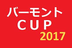 2017年度バーモントカップ第27回全日本少年フットサル大会 新潟地区中ブロック予選 優勝はセレッソ桜が丘!