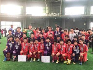 2015年度第11回ウインターパシフィック・in 高知 優勝は廿日市FC(広島県)!!