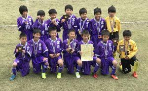 2016年度 第23回大阪女子サッカー大会 優勝は山田くらぶ!