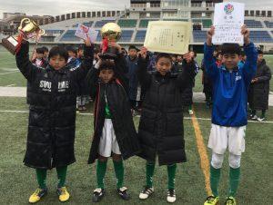 2016年度 愛知県3種U-14クラブカップ選手権大会 優勝は名東クラブ!