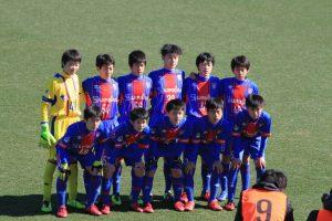 2016年度第36回千葉県郡市トレセン少年サッカー6年生大会 優勝は船橋トレセンブルー!