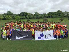 第2回 四国U-14サッカートレセン兼2017年前期U-14ナショナルトレセン選考会 メンバー発表!2/25・26