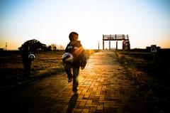 2016年度第3回 宿毛パラダイスカップ 高知県少年サッカー大会6年生の部 優勝 窪川FC!
