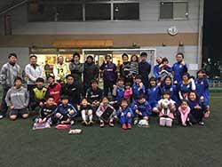 TOTAL UP杯 第4回お試しパパリーグ静岡を開催しました!【2017年2月12日(日)】