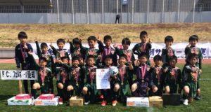 JA全農杯チビリンピック2017小学生8人制サッカー IN 東海 優勝はFC.フェルボール愛知!
