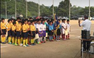 2017年度 第21回川西JC杯少年少女サッカー大会(第3回JCカップU-11少年少女サッカー大会 川西予選) 優勝・兵庫ブロック大会出場は加茂西サッカークラブ!