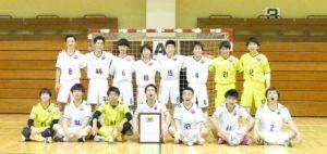 2017年度 宮城県 高体連石巻支部総体サッカー競技予選 優勝は石巻西高校!