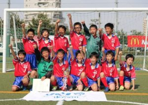 2017 年度 U-12 堂本杯争奪 関西スーパーカップ少年サッカー大会 明石予選 優勝はやまてSC!やまて、エスペランサが県大会へ!