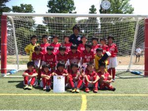 2017年度 第27回 バーモントカップ 全日本少年フットサル大会 東京都第8ブロック予選 優勝はnexo tokyo FC!