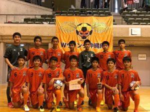 2017年度 JA杯第32回佐賀新聞学童オリンピック大会U-11 東部地区予選 サガン鳥栖U-12が優勝!
