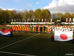 U-20日本代表 3-2でU-20ホンジュラス代表に勝利 W杯直前の親善試合にて