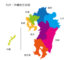 九州地区のゴールデンウイークの大会・イベント情報【4月28日(土)~5月6日(日)】