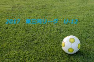 2017年度 第44回 茨城県学年別少年サッカー大会中央地区大会 高学年の部  県大会出場チーム決定!