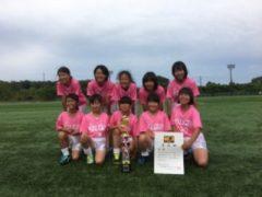 2017年度 第36回奈良県女子小学生サッカー選手権大会  優勝は俵口ファルコン!