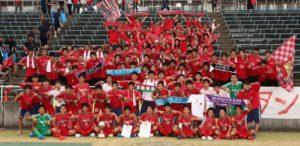 2017年度島根県第50回石見地区中学校サッカー選手権大会 優勝は益田中学校!