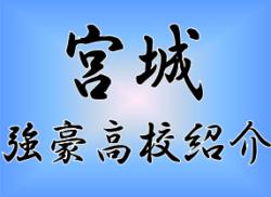 【強豪高校紹介】宮城県 東北学院高校(2017年度高校総体 県予選2位)