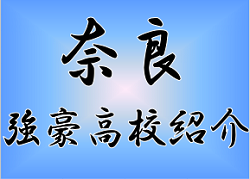 【強豪高校紹介】奈良県 奈良県立西の京高校(2017年度高校総体奈良県予選ベスト8)