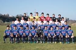 2017第30回千葉市少年サッカー大会(4年生以下の部)優勝はWingsU-12!