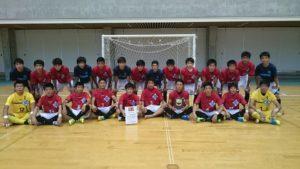 2017第15回埼玉県少女サッカーフェスティバル  優勝は戸木南ボンバーズ!