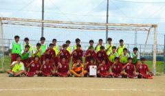 2017年度 U-16奈良県ユースサッカー2017選手権大会 優勝は五條高校!