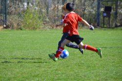 「社会を明るくする運動」第12回 高知西地区少年サッカー大会 高学年の部 優勝はアスルクラロA!