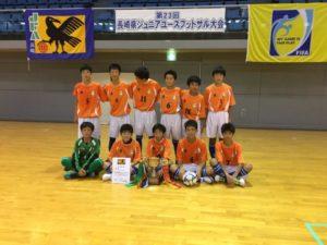 2017年度 第44回河内長野招待少年サッカー大会 モックルカップ 優勝はRESC!
