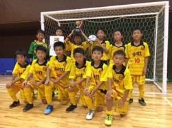 2017年度 第68回三重県中学校サッカー大会  優勝は四日市市立三滝中学校!