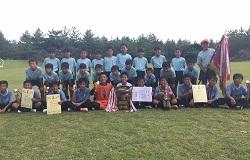 【鹿児島】南日本チビっ子サッカー2017年大会 優勝はNU鹿児島!