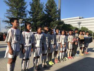 ラモスカップ公認 第18回 ウジョンカップ 2017 優勝は比屋根FC(沖縄県)!2日目最終結果情報お待ちしています