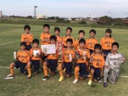 2017年度 第13回 白山市スポーツ少年団サッカー大会 優勝はU-12が北陽、U-11が美川 A!!