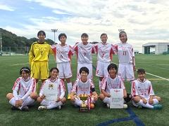 2017年度 第26回全日本高等学校女子サッカー選手権大会和歌山大会 優勝は和歌山北高等学校!