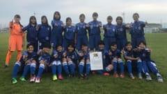 2017年度 第26回全日本高等学校女子サッカー選手権関西大会奈良県予選 優勝は奈良育英!