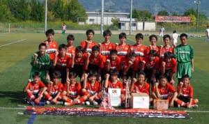 2017年度 高円宮杯U-18サッカーリーグ 愛知県4部A、Bリーグの最終節の結果 優勝チーム決定