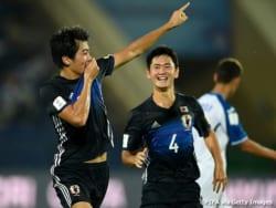 U17日本、6発大勝で白星発進!~FIFA U-17ワールドカップインド2017~