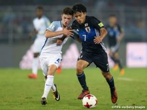 U17日本代表、決勝トーナメントPK戦で惜敗、ベスト16敗退~FIFA U-17ワールドカップインド2017~