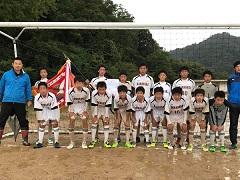 2017年度 第39回 但馬中学校サッカー新人大会 優勝は浜坂中学校!