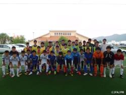 JFAアカデミー熊本宇城 地域拠点としての取り組み「九州トレーニングキャンプU-13 、U-14」