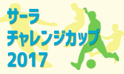 2017 サーラチャレンジカップU-10サッカー大会 岐阜県予選 優勝は那加一!